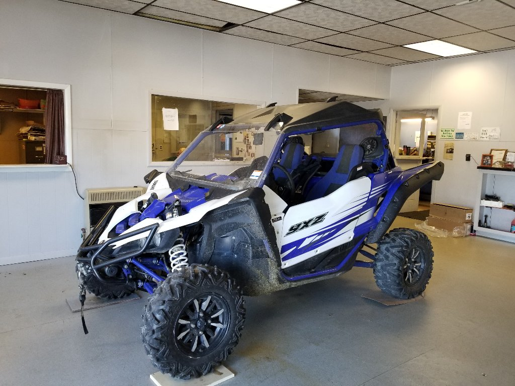 2016 Yamaha YXZ1000R Side by Side